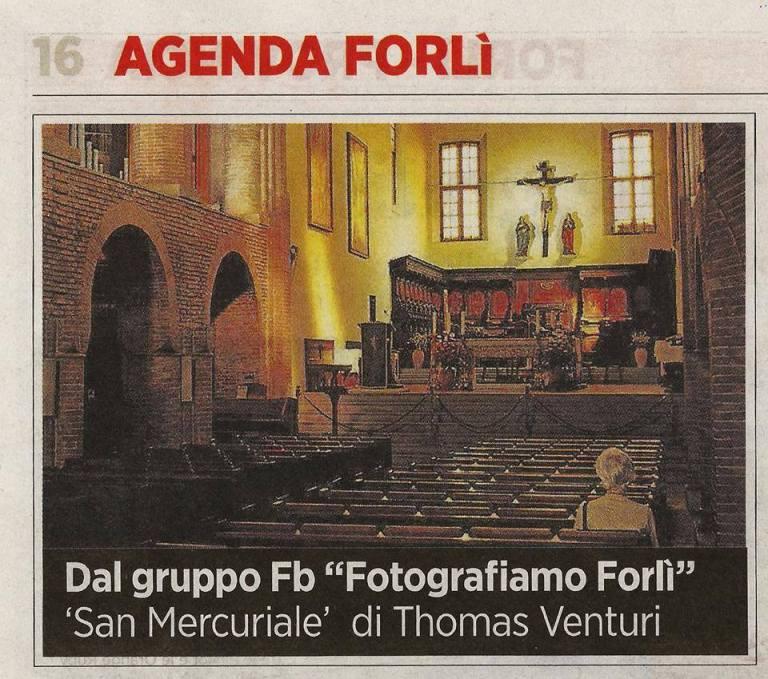 La Voce, San Mercuriale, Forlì