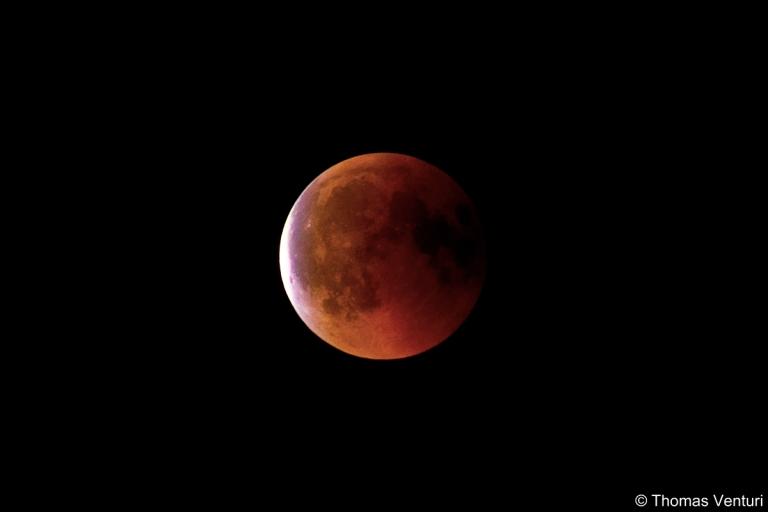Luna Rossa del 27 Luglio 2018