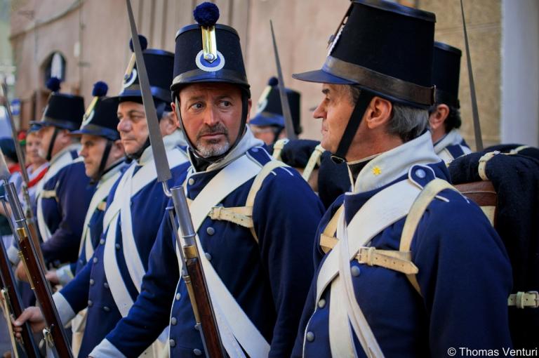 Festa dell'800, Modigliana